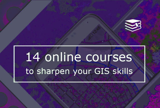 Gis training course from esri
